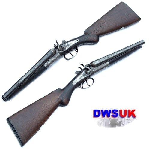 12G 'Sawn Off' Double Barrel Shotgun - DWSUK