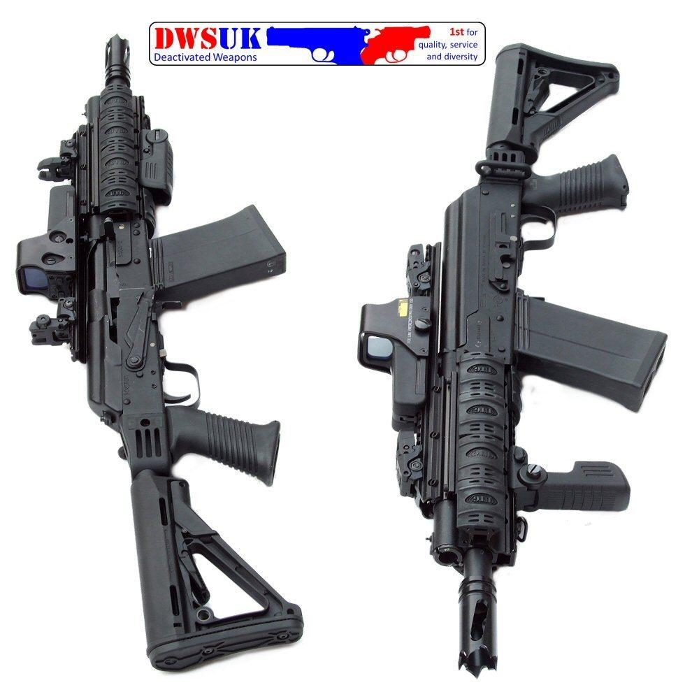 Saiga 12 Tactical Shotgun Dwsuk