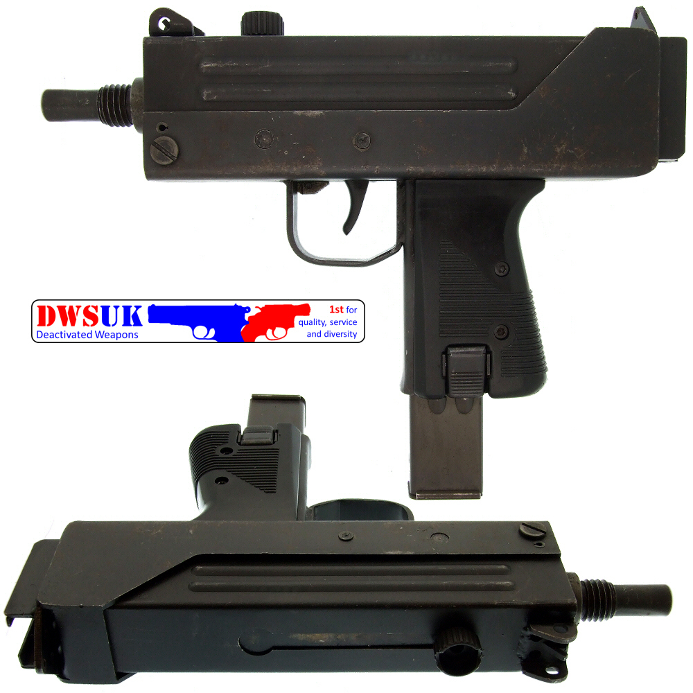 MAC 10 9mm SMG