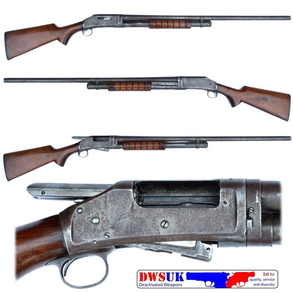 Winchester 189 12g Pump Shotgun