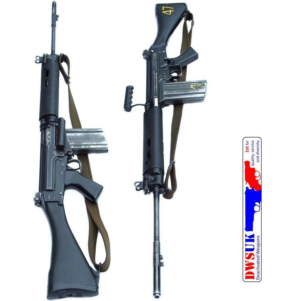 OLD SPEC L1A1 Self Loading Rifle 7 62mm NATO