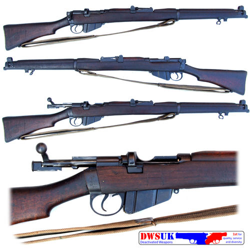 WWI 1917 Lee Enfield MKIII* SMLE .303