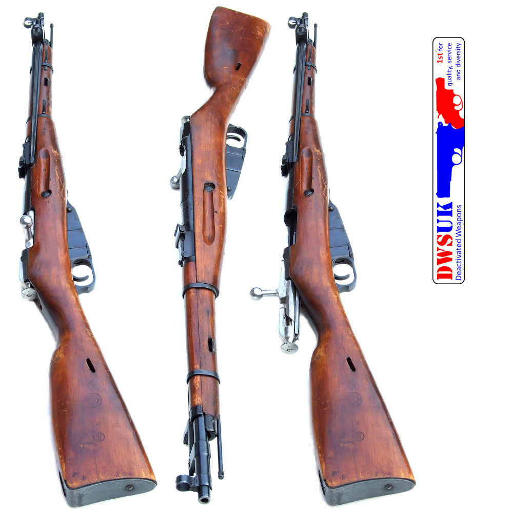 Wwii Mosin Nagant M44 Carbine