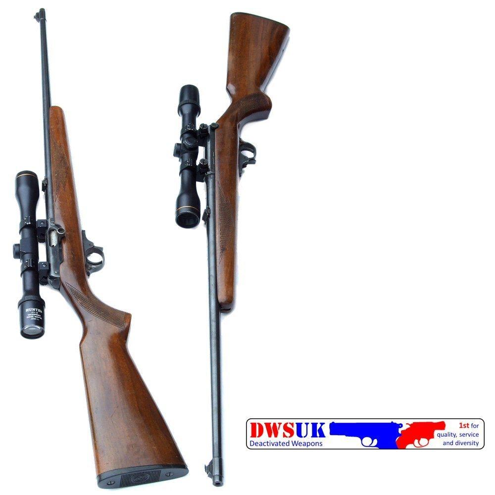 SPECIAL OFFER - CZ BRNO 581 Auto  22LR Rifle & Scope