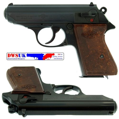 007 Era Walther PPK Boxed