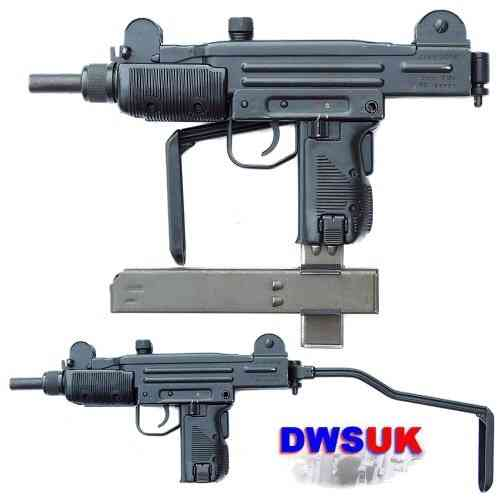 IMI Mini Uzi 9mm SMG