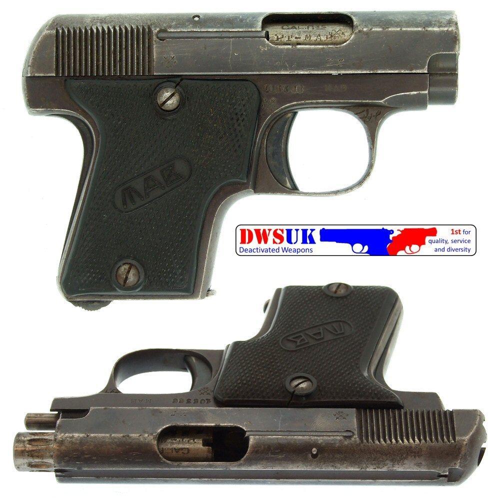 SPECIAL OFFER - MAB Model A Pocket Pistol