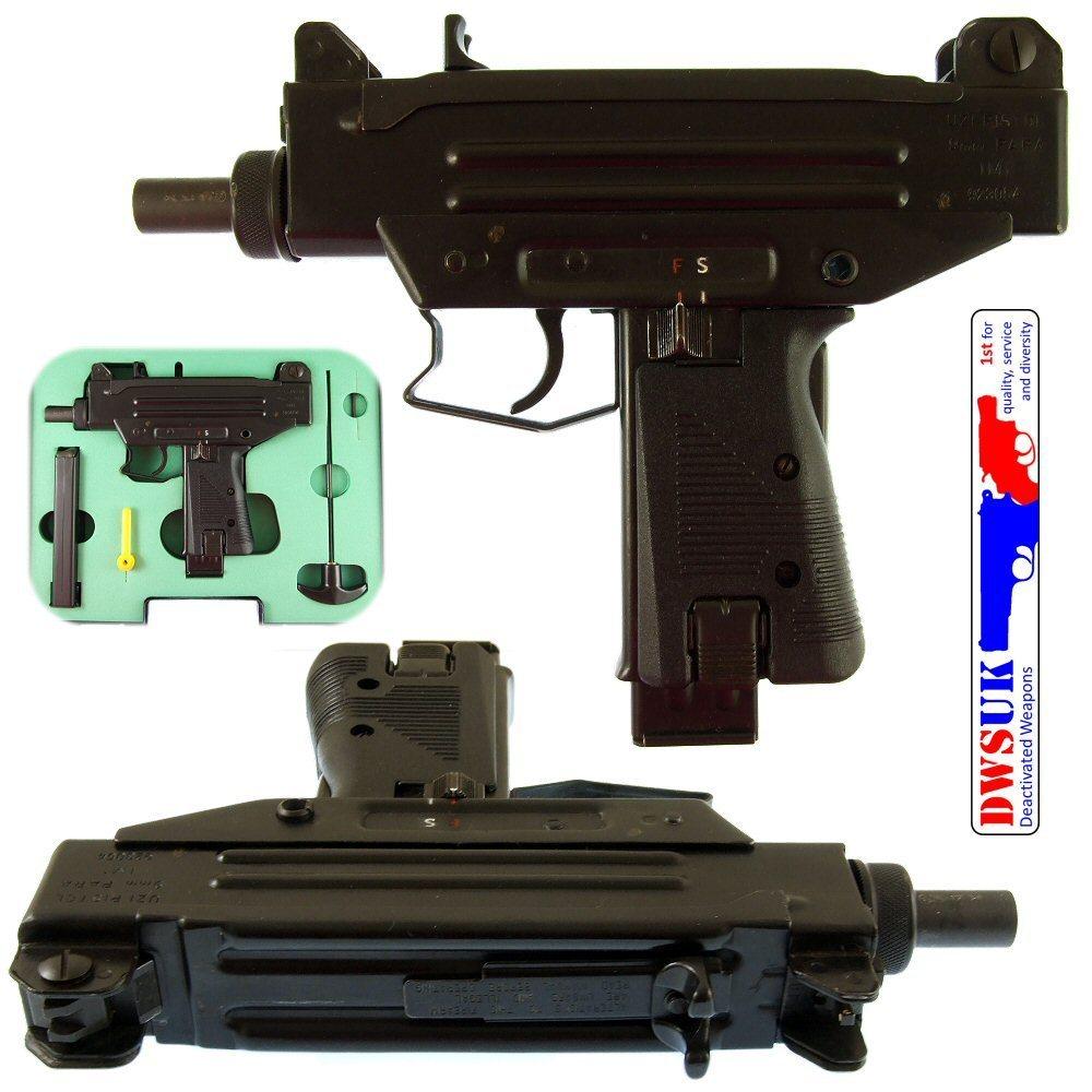IMI UZI Pistol 9mm Boxed