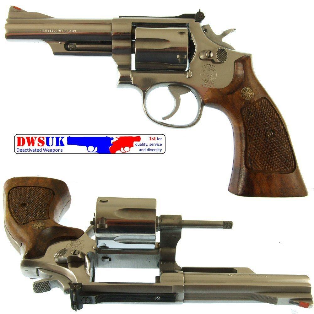 S&W Model 66 .357 Magnum & Holster - DWSUK