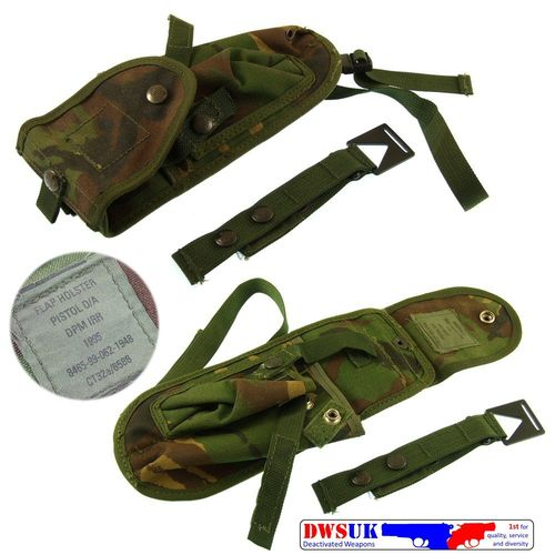British Army DPM PLCE Holster