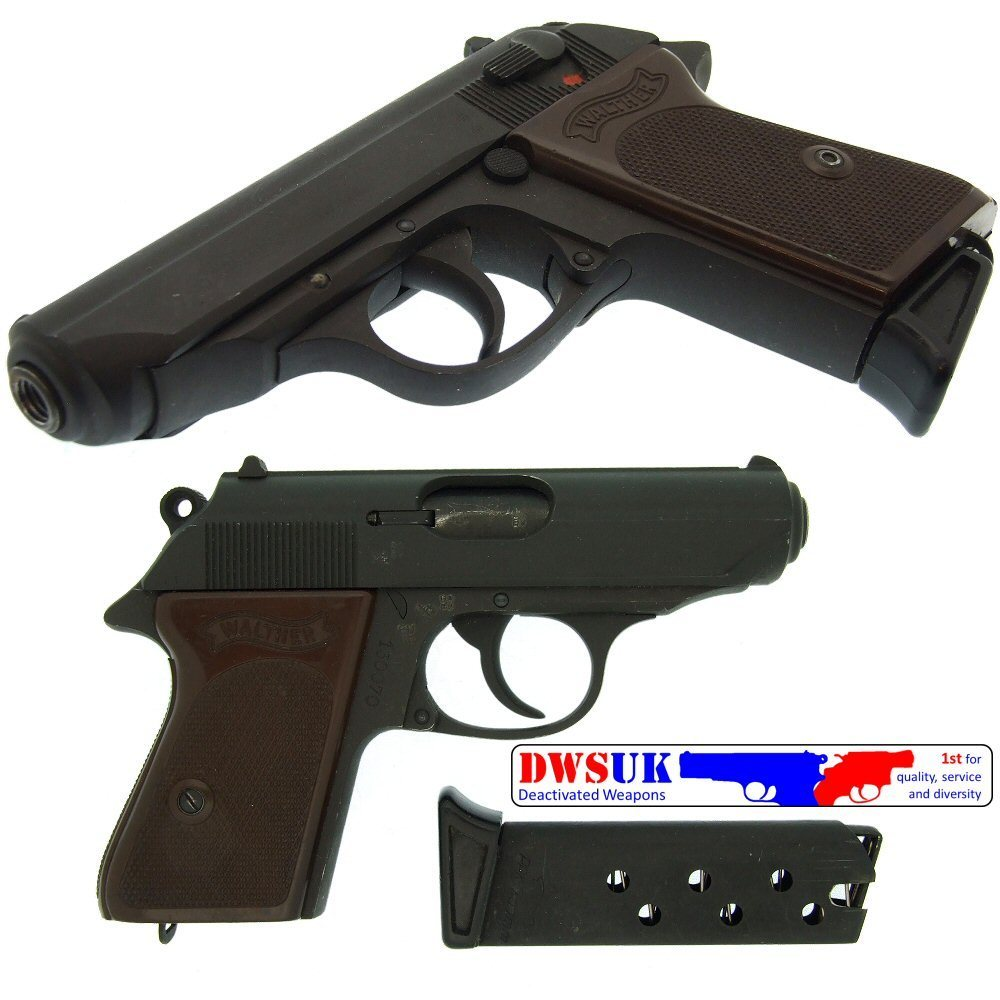 Walther PPK, Silencer & Accessories - DWSUK