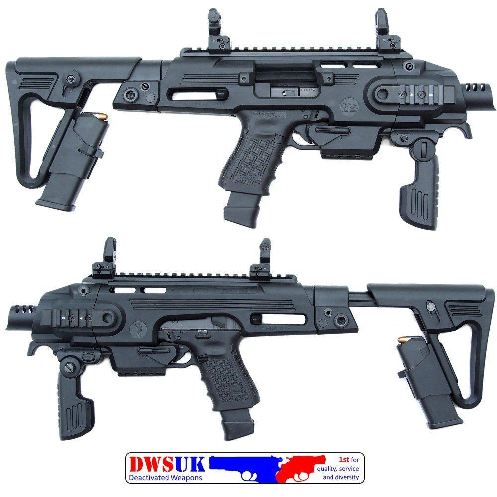 RONI Glock 19 9mm Gen 4 Carbine - DWSUK