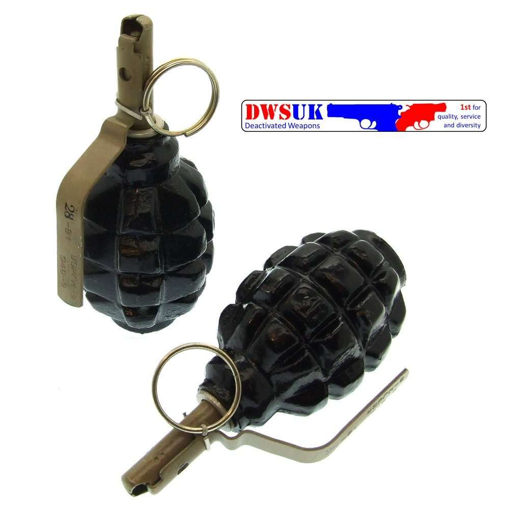 INERT F1 Practice Grenade