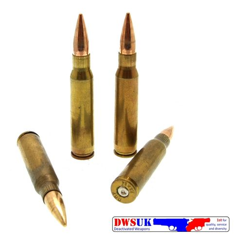 INERT 7.5 x 54 French FMJ Round