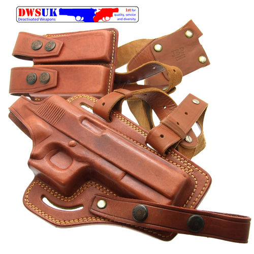 JBP Colt 1911 Leather Shoulder Holster