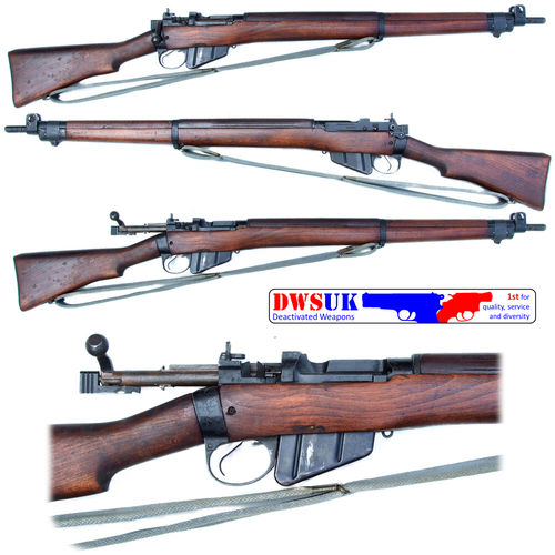 Enfield L59A1 No4 Drill Rifle (MKI Malby 1942)