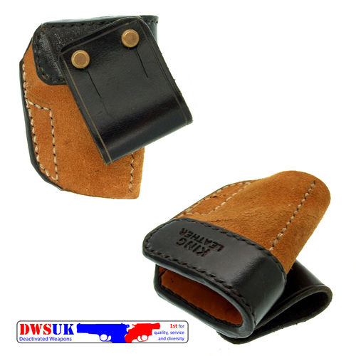 King Leather Small Auto Holster