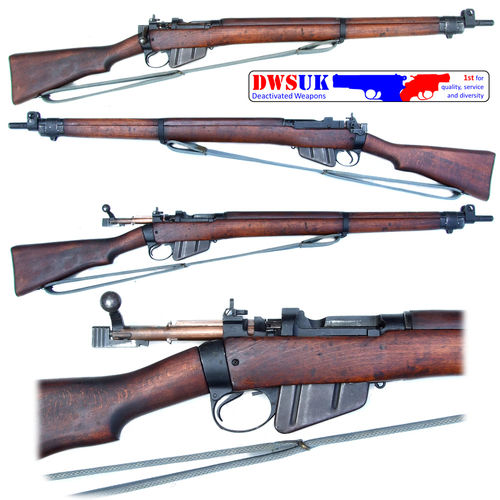 Enfield L59A1 No4 Drill Rifle (WWII MKI Longbranch)